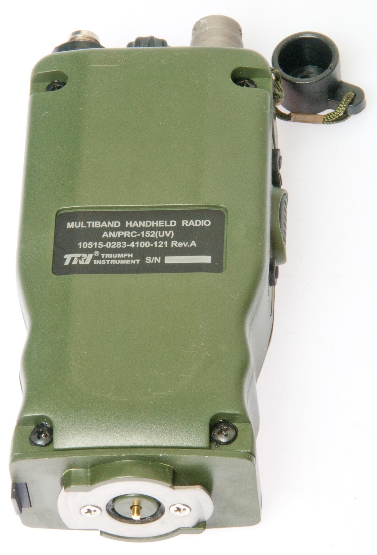 Prc 152 Replica Radio