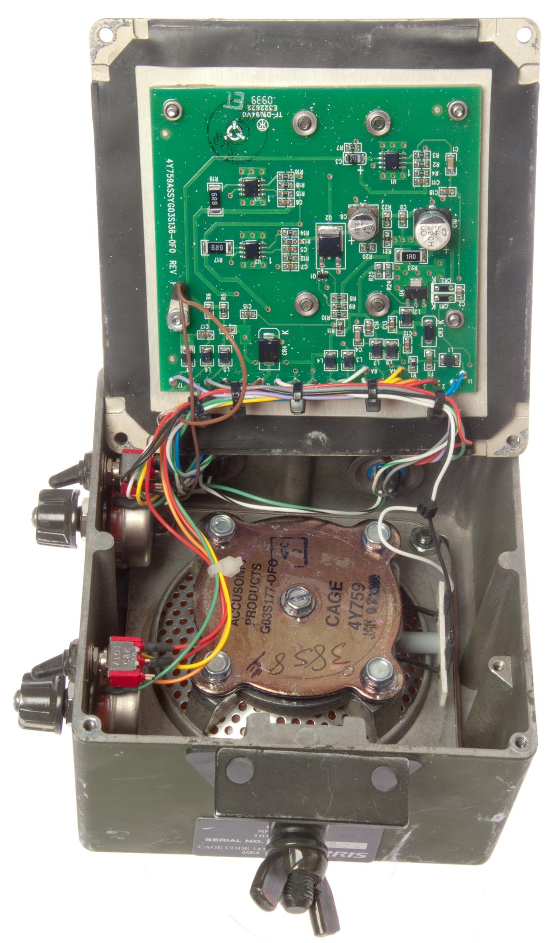 Harris RF-5980-SA001 Amplified Speaker on