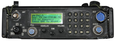 Lst 5 Series Uhf Radios