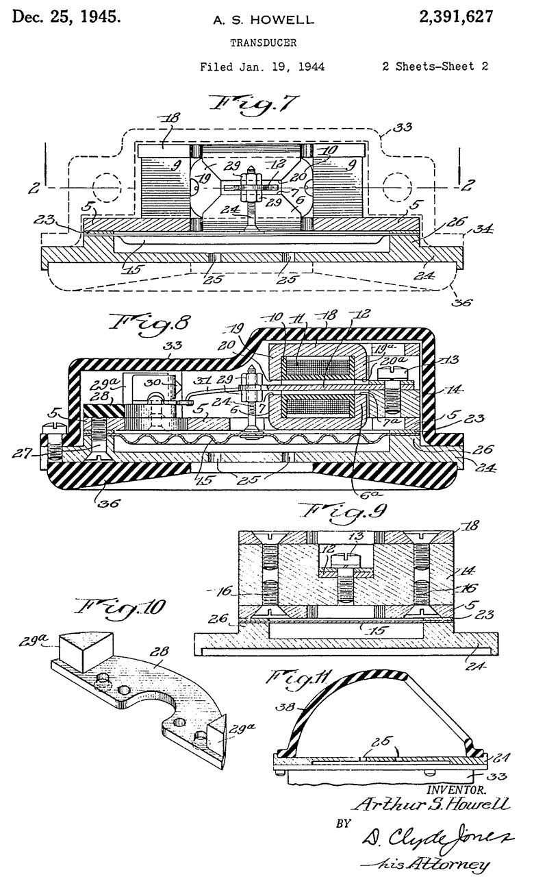 sound powered telephone